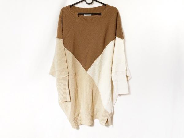 HIROKO BIS(ヒロコビス) 長袖セーター サイズ9 M レディース美品  カシミヤ混
