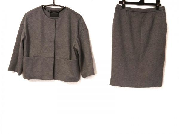 ANTEPRIMA(アンテプリマ) スカートスーツ サイズ40 M レディース グレー
