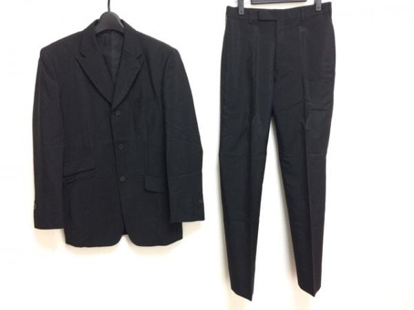 ABAHOUSE(アバハウス) シングルスーツ サイズ2 M メンズ 黒 シングル