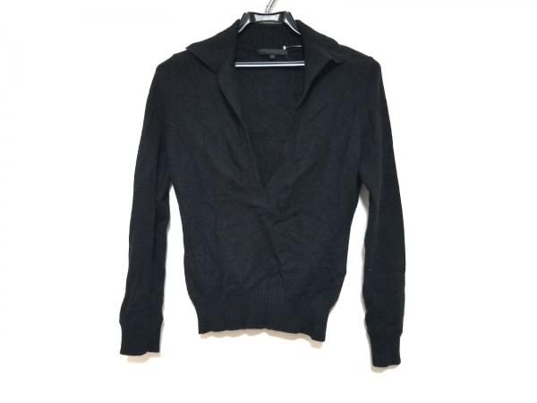 ANAYI(アナイ) 長袖セーター サイズ38 M レディース美品  黒 カシミヤ