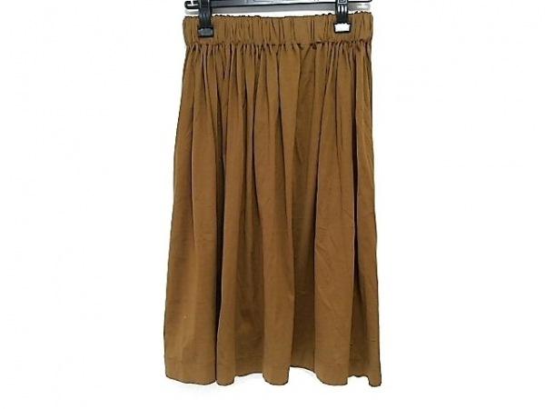 forte_forte(フォルテフォルテ) スカート レディース美品  ブラウン