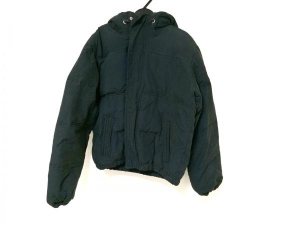 Abercrombie&Fitch(アバクロンビーアンドフィッチ) ダウンジャケット メンズ 黒 冬物
