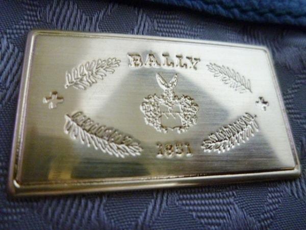 BALLY(バリー) ハンドバッグ ダークグリーン レザー