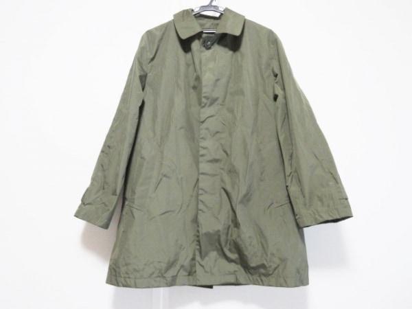TAKEOKIKUCHI(タケオキクチ) コート サイズ2 M メンズ美品  カーキ 冬物