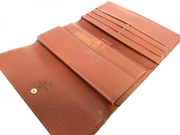 ルイヴィトン 長財布 モノグラム M61215 モノグラム・キャンバス 3