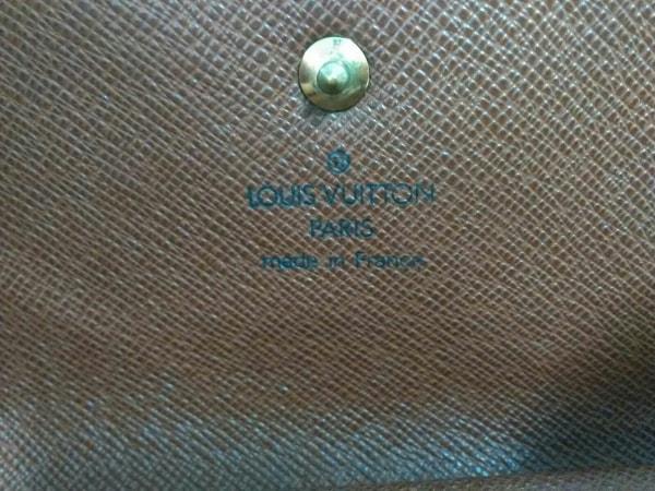 ルイヴィトン 長財布 モノグラム M61215 モノグラム・キャンバス 5
