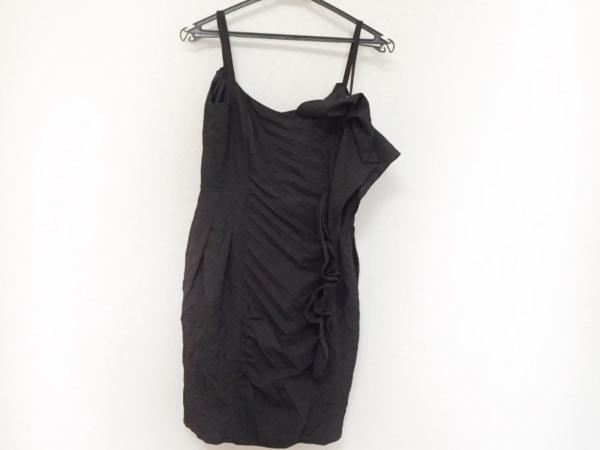 nanettelepore(ナネットレポー) ドレス サイズ2 S レディース美品  黒