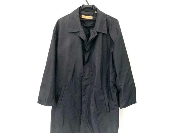 DONNAKARAN SIGNATURE(ダナキャランシグネチャー) コート サイズL メンズ 黒 春・秋物
