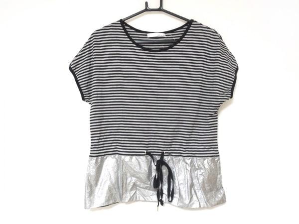petite robe noire(プティローブノアー) 半袖カットソー レディース美品