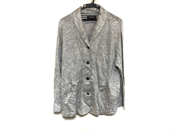kansai(カンサイ) ジャケット サイズ15 L レディース美品  グレー BIS