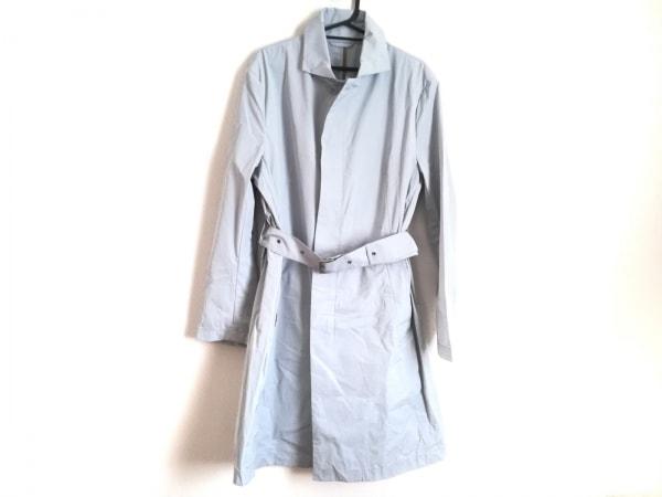 EPOCA(エポカ) コート サイズ50 メンズ美品  ライトブルー 春・秋物/UOMO