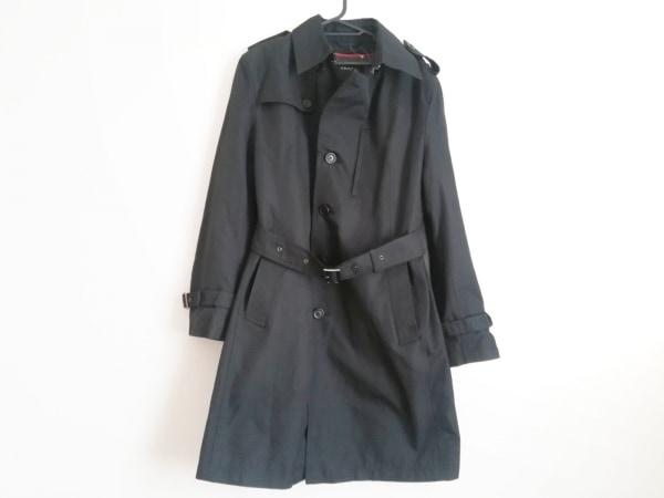 EPOCA(エポカ) トレンチコート サイズ48 XL メンズ美品  黒 春・秋物/UOMO