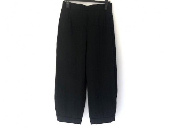 慈雨(ジウ/センソユニコ) パンツ サイズ40 M レディース新品同様  黒