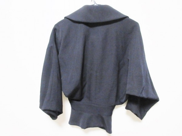 コムデギャルソン ジャケット サイズM レディース美品  黒 変形デザイン