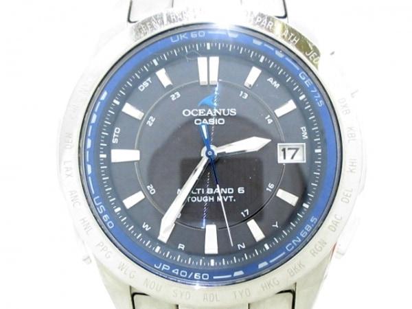 CASIO(カシオ) 腕時計 OCW-T100 メンズ 黒
