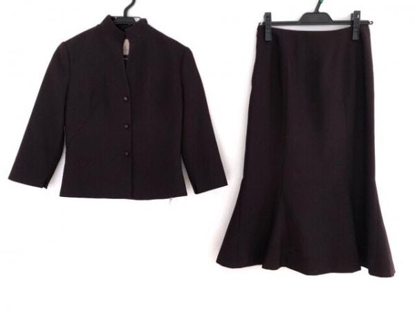 Sybilla(シビラ) スカートセットアップ サイズM レディース ボルドー ロングスカート