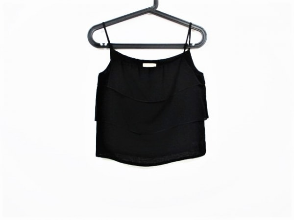 Sybilla(シビラ) キャミソール サイズM レディース美品  黒 1