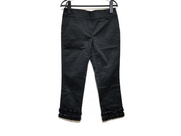 TOCCA(トッカ) パンツ サイズ0 XS レディース 黒