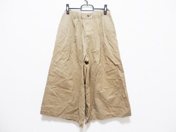 08SIRCUS(08サーカス) パンツ サイズ0 XS レディース ブラウン
