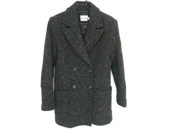 steven・alan(スティーブン・アラン) Pコート サイズ4 XL レディース 黒 冬物