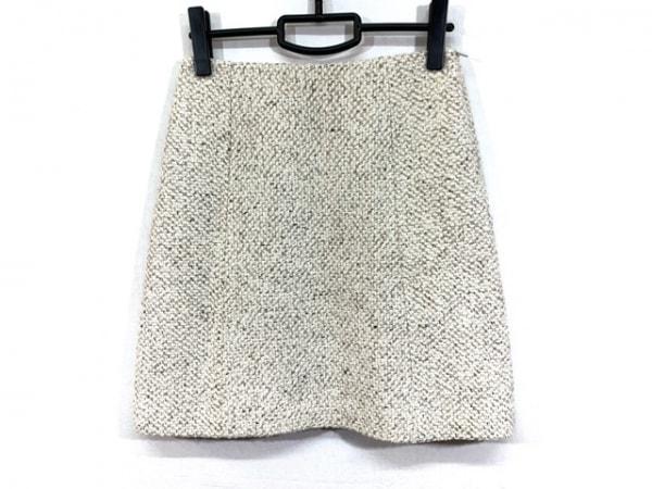 TOMORROWLAND(トゥモローランド) スカート サイズ34 S レディース美品  ツイード