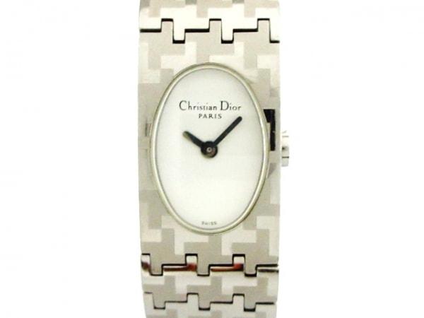 ChristianDior(ディオール) 腕時計 D70-100 レディース 白