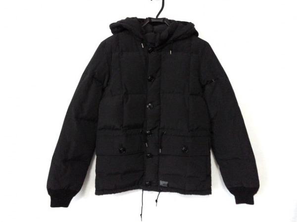 COOTIE(クーティー) ダウンジャケット メンズ 黒 冬物