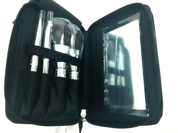 Dior Parfums(ディオールパフューム) 小物美品  カナージュステッチ 黒 化学繊維
