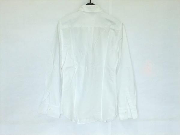 ORIAN(オリアン) 長袖シャツブラウス サイズ40 M レディース 白