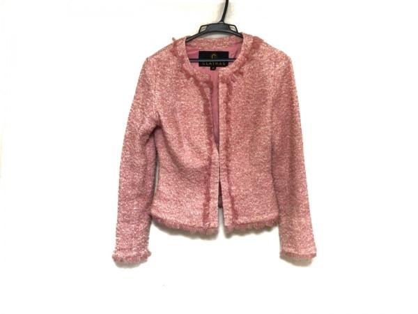 CLATHAS(クレイサス) ジャケット サイズ38 M レディース美品  ピンク