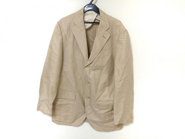 J.PRESS(ジェイプレス) ジャケット メンズ ベージュ ネーム刺繍