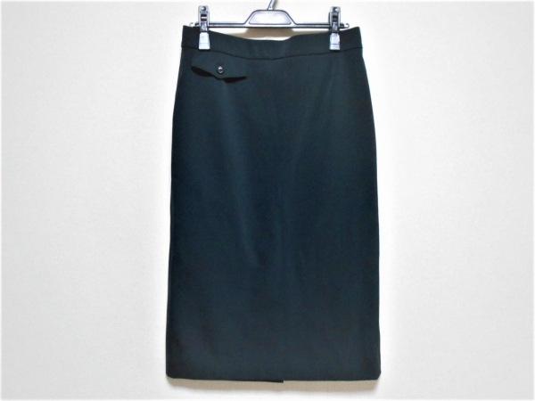 theory luxe(セオリーリュクス) ロングスカート サイズ40 M レディース 黒