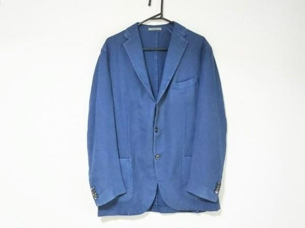 BOGLIOLI(ボリオリ) ジャケット サイズ50 M メンズ ブルー K.JACKET