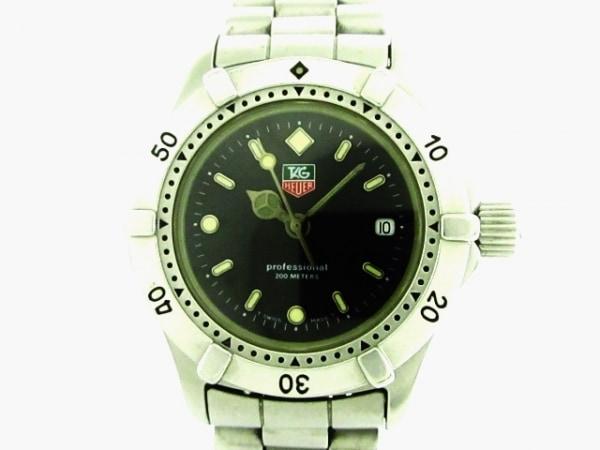 TAG Heuer(タグホイヤー) 腕時計 プロフェッショナル200 WE1410-2 レディース 黒