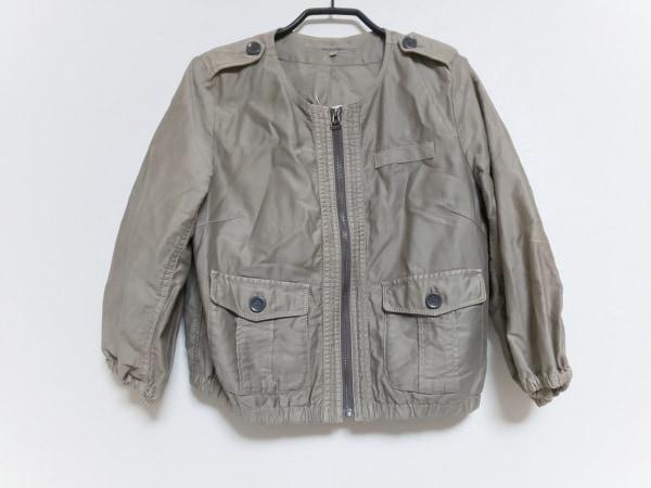 Spick&Span(スピック&スパン) ジャケット サイズ38 M レディース グレー 春・秋物