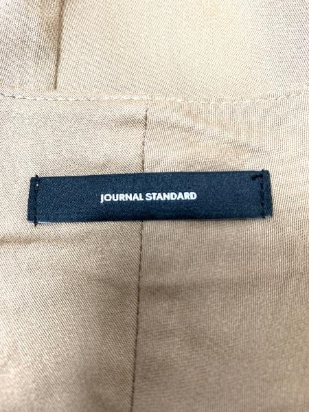 ジャーナルスタンダード コート サイズ38 M レディース美品  ブラウン 春・秋物