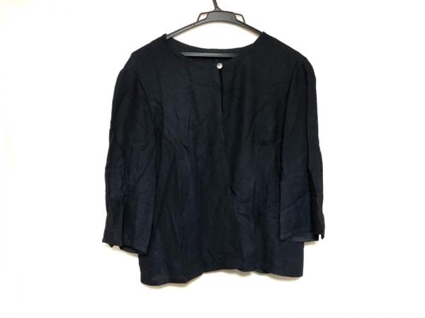Leilian(レリアン) ジャケット サイズ13 L レディース美品  黒 薄手