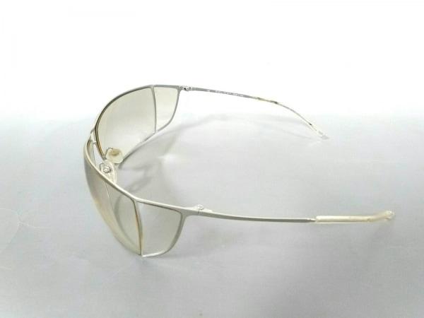 POLICE(ポリス) サングラス S2819 ベージュ×シルバー プラスチック×金属素材