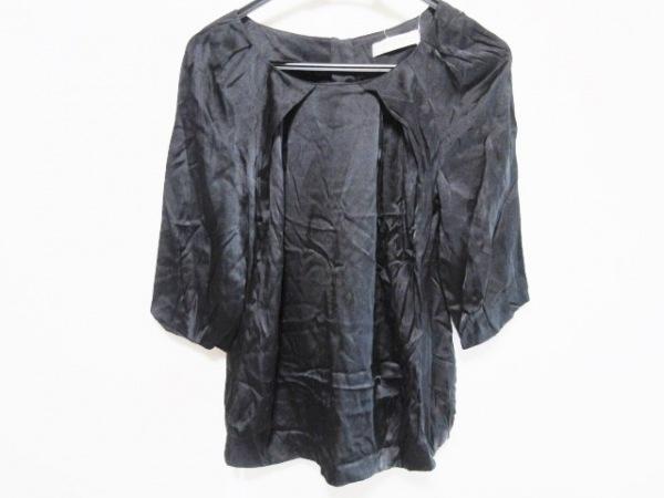 ADORE(アドーア) 七分袖カットソー サイズ38 M レディース 黒