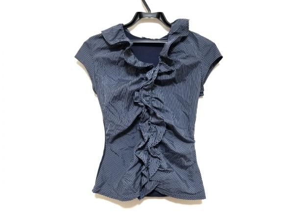 NARACAMICIE(ナラカミーチェ) ノースリーブシャツブラウス サイズ1 S レディース美品