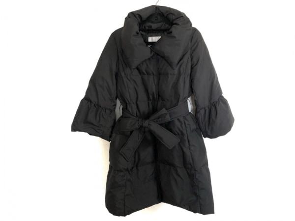 エムプルミエブラック ダウンコート サイズ36 S レディース美品  黒 LIMONTA/冬物