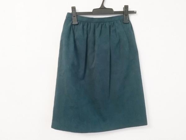 PaulSmith(ポールスミス) スカート サイズ38 L レディース美品  ダークグリーン