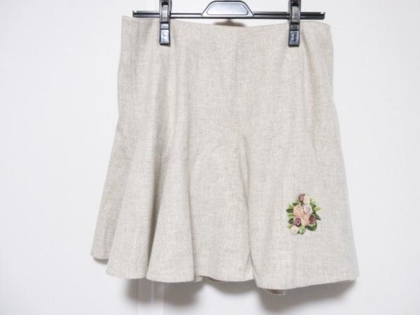 ブルーガール・アンナモリナーリ ミニスカート サイズI 42 レディース美品