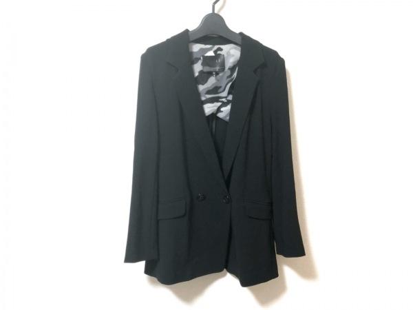qualite(カリテ) ジャケット サイズ2 M レディース美品  黒