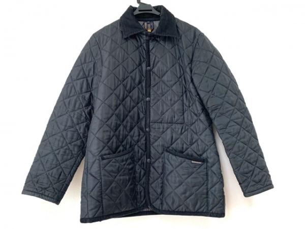 LAVENHAM(ラベンハム) コート サイズ36 S メンズ 黒 SHIPS/キルティング/冬物