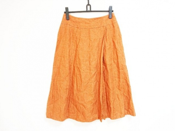 Max Mara(マックスマーラ) スカート サイズ38(CHA) レディース ブラウン