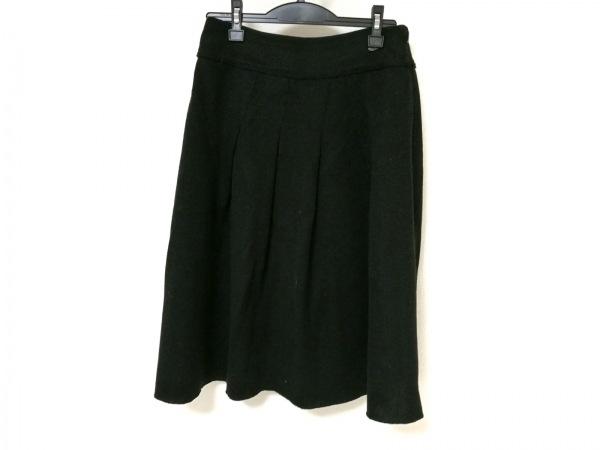 HIROKO BIS(ヒロコビス) ロングスカート レディース 黒