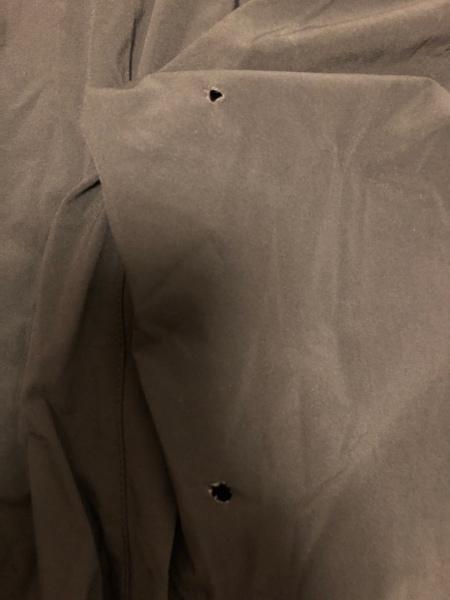 THE NORTH FACE(ノースフェイス) パンツ サイズM レディース 黒 ウエストゴム