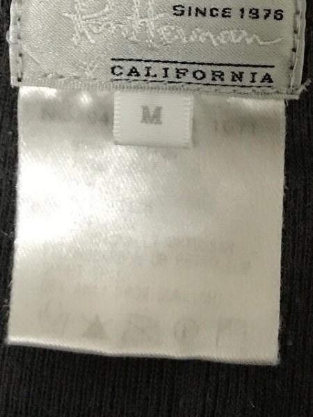 Ron Herman(ロンハーマン) 半袖Tシャツ サイズM メンズ ダークグレー