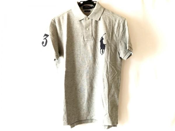 ポロラルフローレン 半袖ポロシャツ サイズS メンズ美品  ビッグポニー